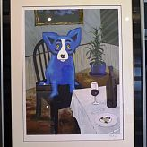George Rodrigue Guess Whos Coming to Dinner