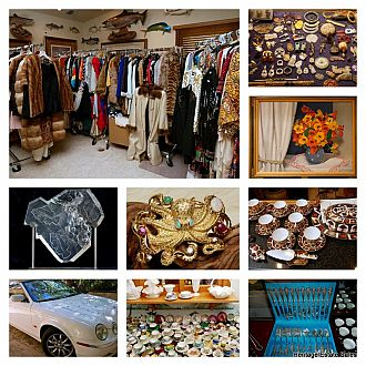 Weekend at the Museum Estate Sale in Woodland Hills